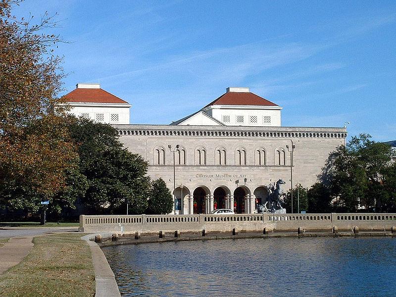 The chrysler museum va