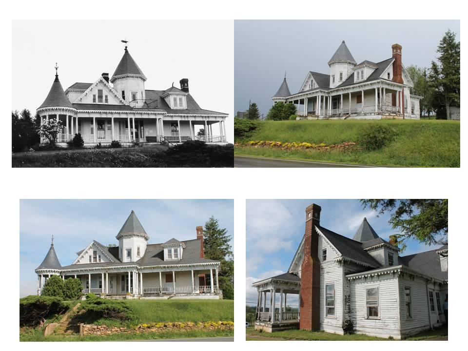 Virginia Celebrates Architecture J Sidna Allen Home